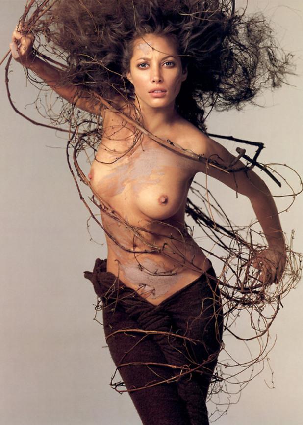 Christy Turlington - 1995